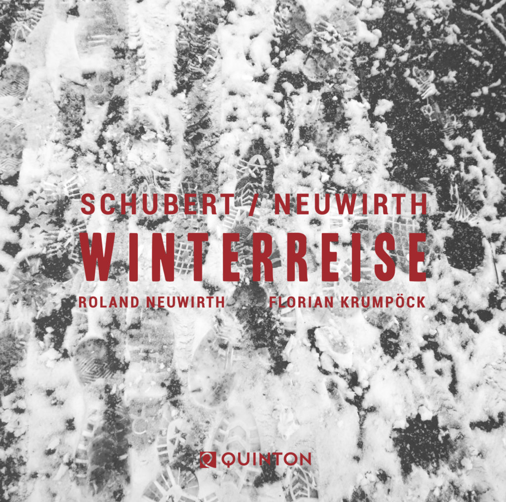 Quinton - Winterreise - Cover
